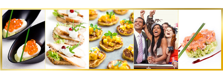 Formal dinners - Nottingham - A La Carte - Catering service 4