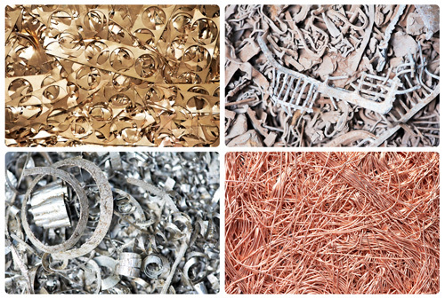 Non-ferrous metals for responsible recycling in Daventry, NN