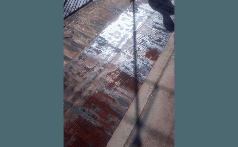 impermeabilizzazione piazza arenella