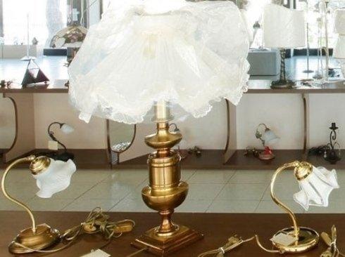 lampada ornamentale
