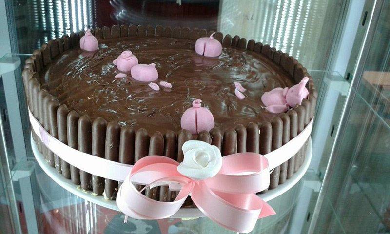 torta con ciocheletta