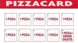 decima pizza e drink gratis