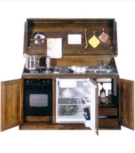 Cucina Per Monolocale. Cheap Cucina Monoblocco Ikea Metod Haggeby ...