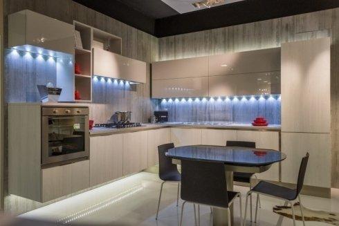 esposizione cucine, cucine design, cucine moderne