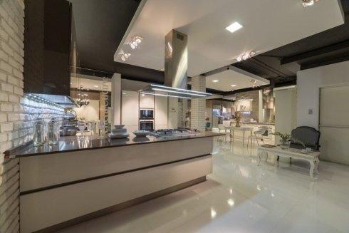 cucine moderne, cucine laccate, cucine in acciaio