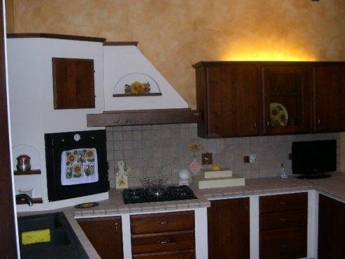 cucine in esposizione, cucine in muratura, showroom cucine