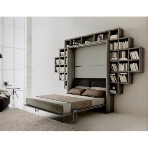 letti a scomparsa, librerie, mobili zona notte