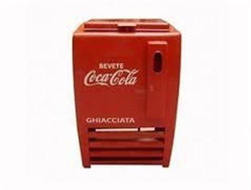 frigoriferi design, frigoriferi Coca Cola, frigoriferi rossi