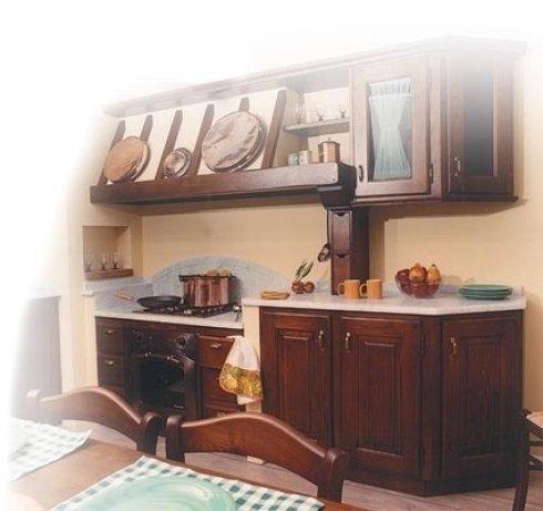 modelli di cucine, esposizione cucine, cucine in legno