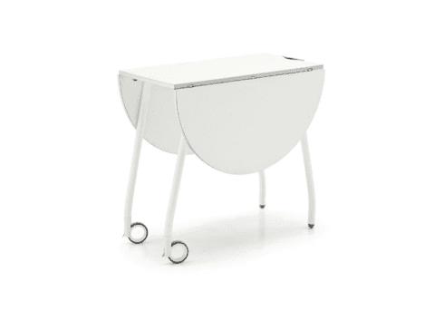 tavolo da cucina, tavoli con ruote, tavoli pieghevoli