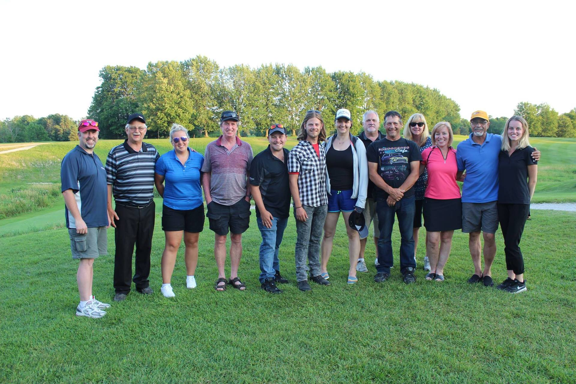 2nd Annual Justin Owen Memorial Golf Tournament