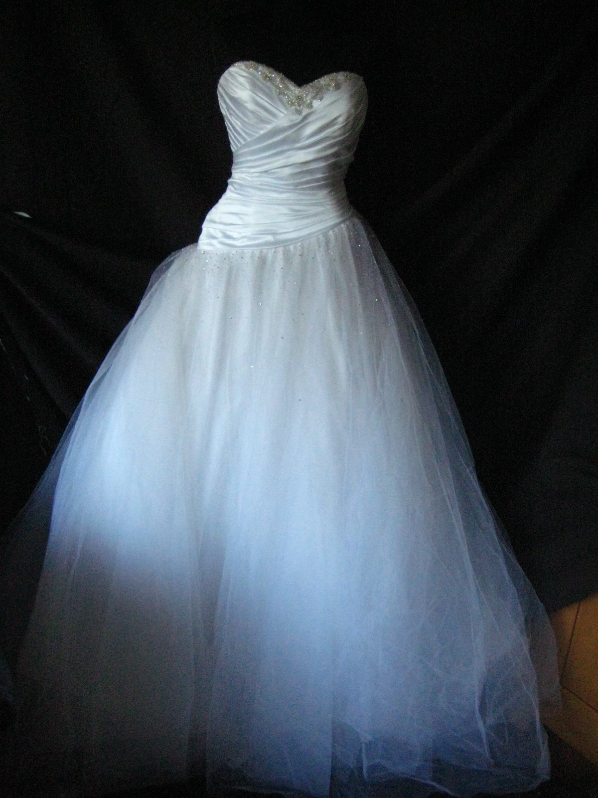 Wedding dresses size 14 available in Wirral