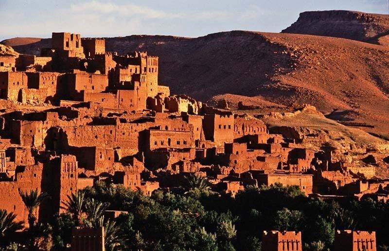 Oasi Marocco
