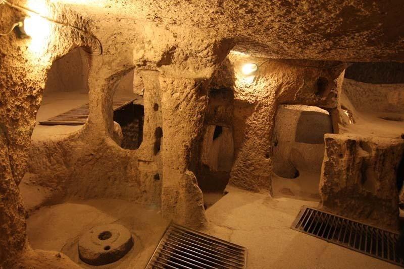 cappadocia Kaymakli
