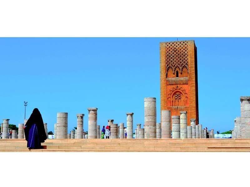 Rabat Torre di Hassan