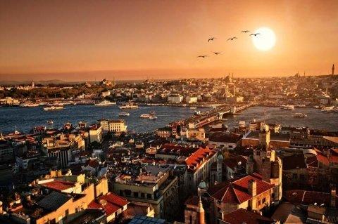 Mini tour Istanbul