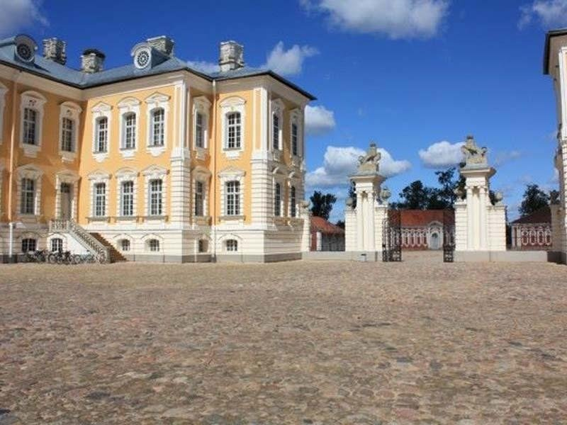 Tallin Riga e Vilnius