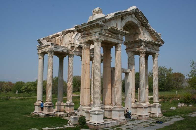 Aphrodisias Turchia