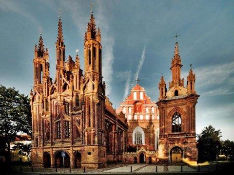 Viaggio a Vilnius