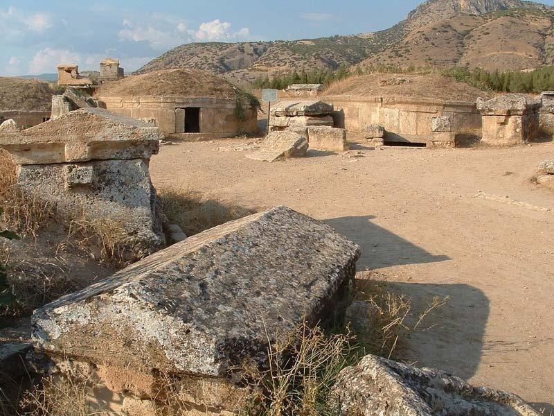 Hierapolis Turchia
