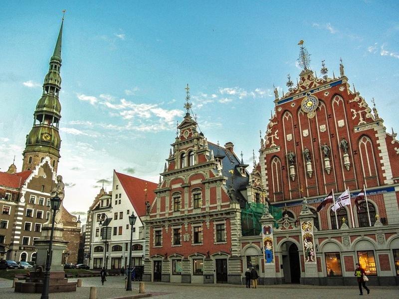 Riga Piazza