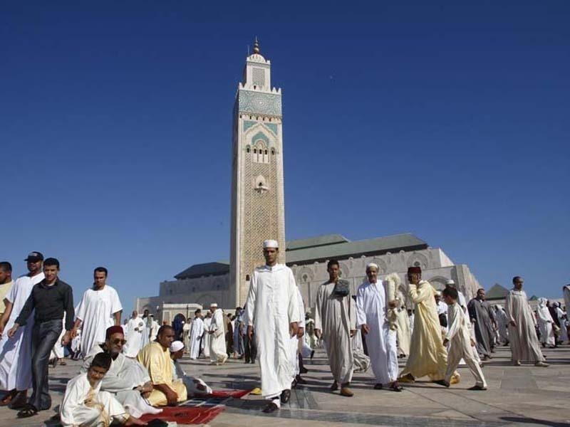Gran tour del marocco bergamo passatempo tour operator - Marocco casablanca ...