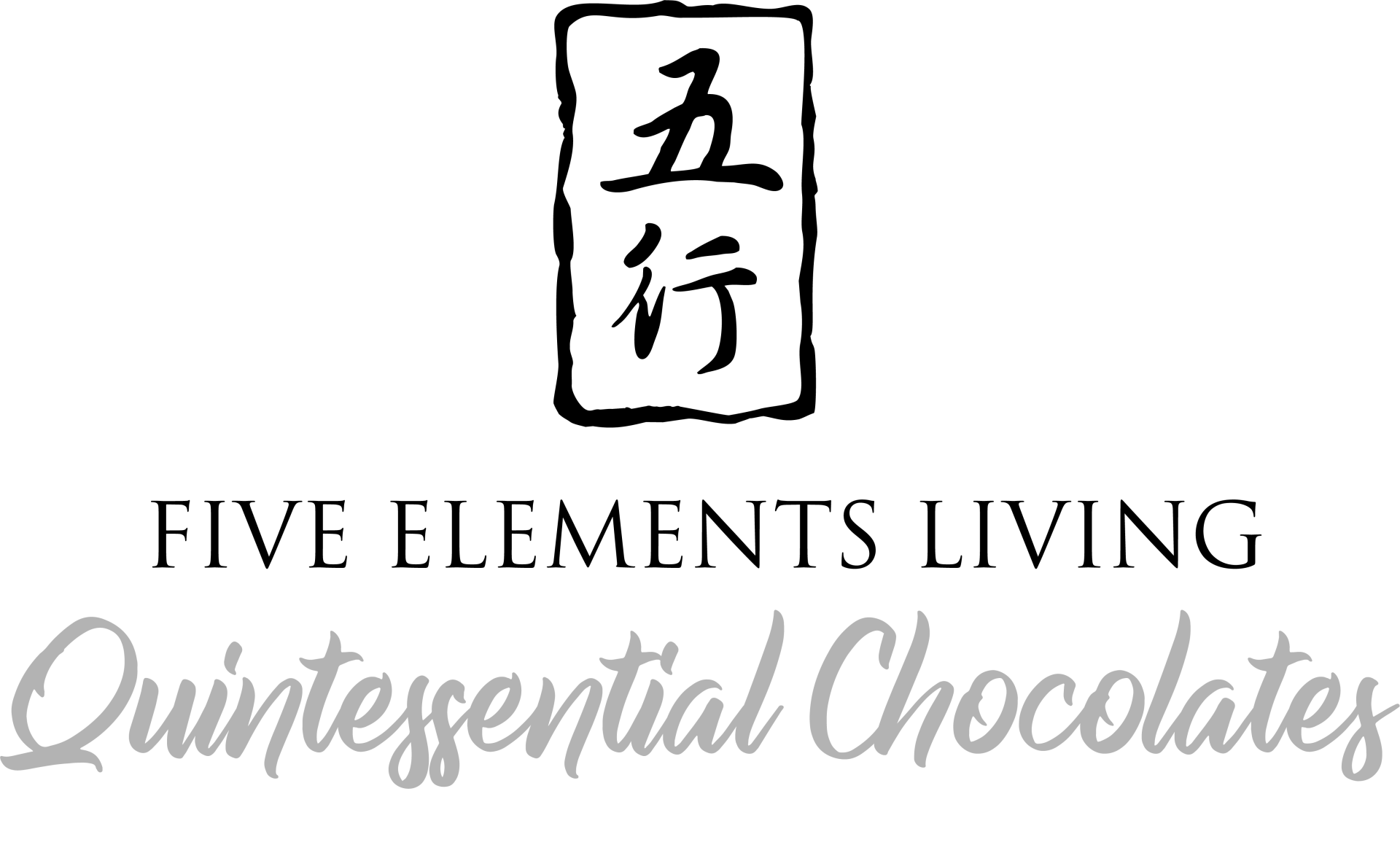 Fel_quintessential_chocolates_logo_black Png