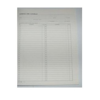 Registro verbali condominio