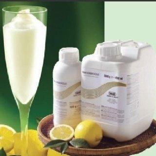 succo per sorbetto al limone