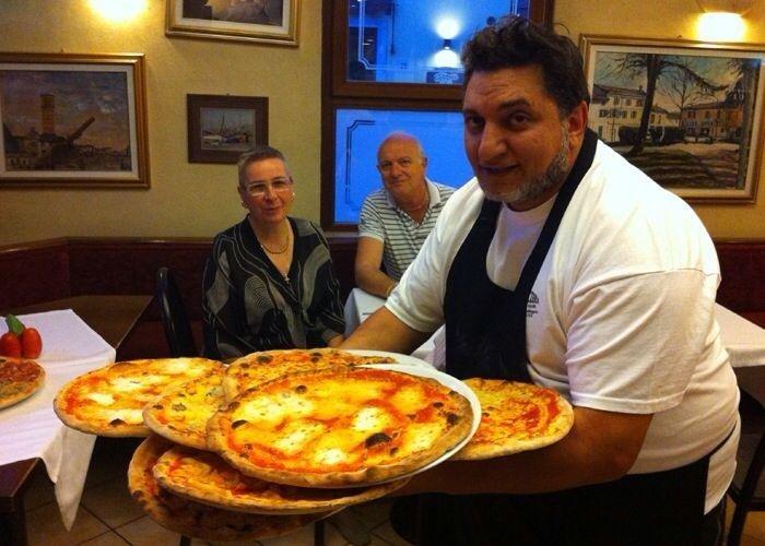 PARK CLUB pizzeria