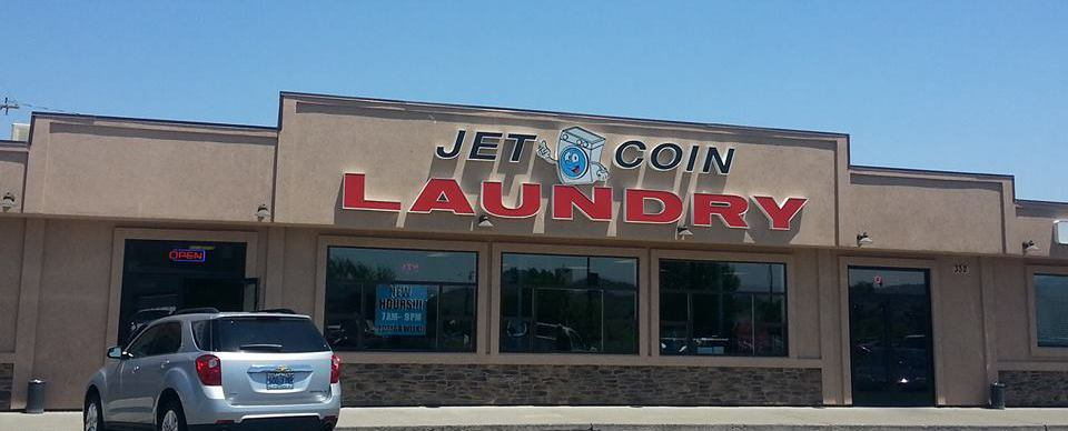 Jet Coin Llc can wash your clothes in Elko, NV