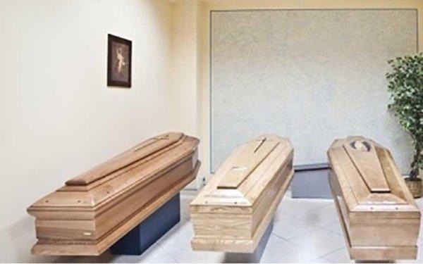 vendita feretri funebri