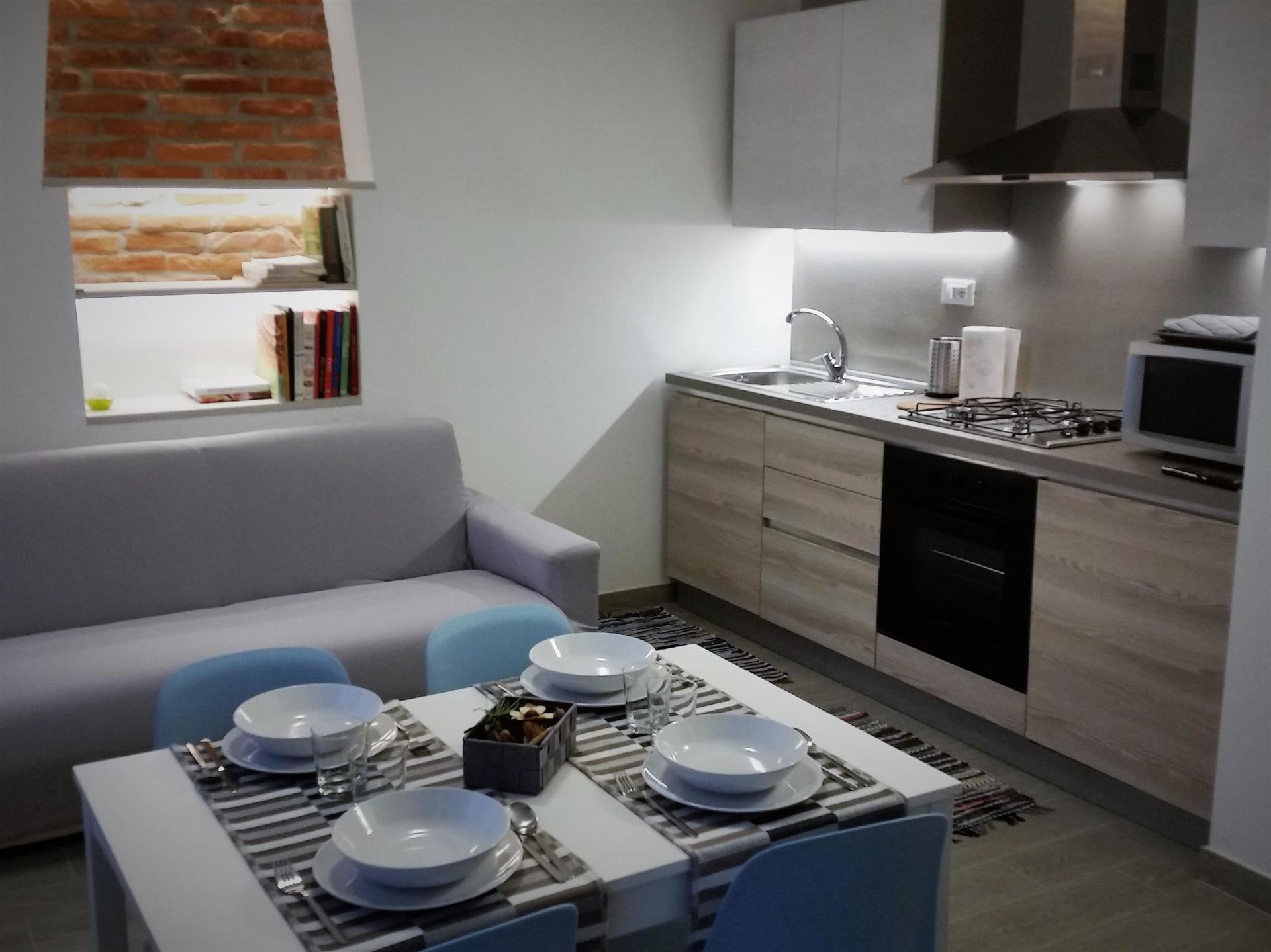 Casa belfiore vicenza appartamenti e camere a vicenza for Mini appartamenti arredati vicenza