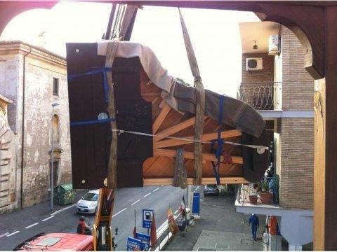 Trasporto pianoforte Fani Traslochi