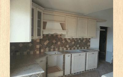 Vendita cucine falsa muratura