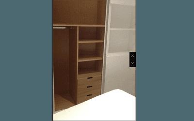 Vendita armadi in legno