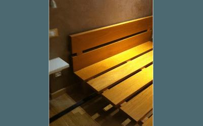 Letti in legno design