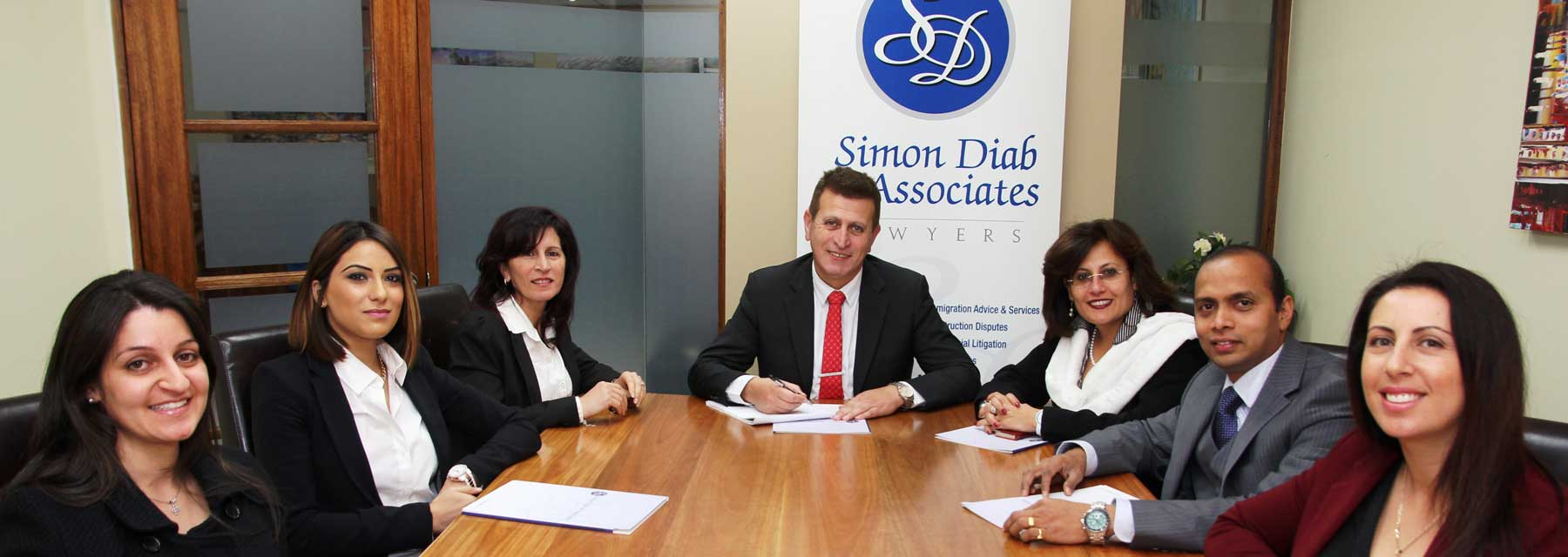 Simon Diab & Associates Staff