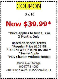 Self Storage Units Northside Jacksonville Fl Mini Storage