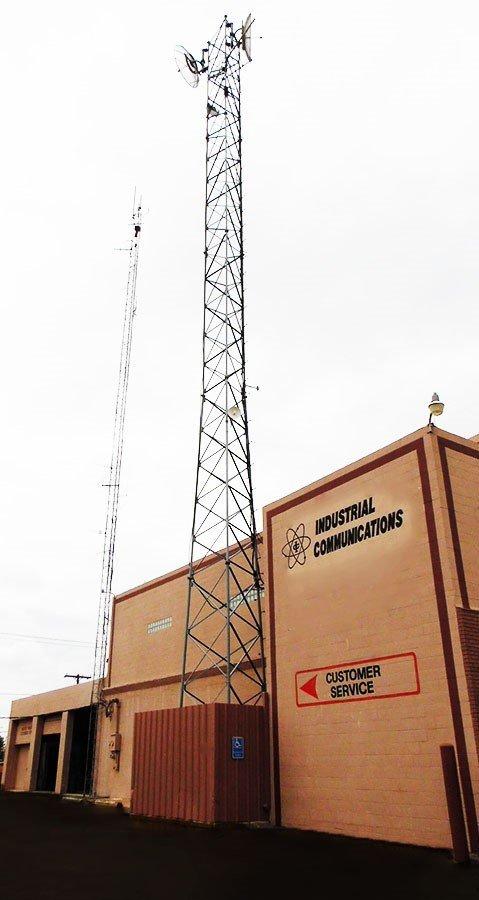 Radio Towers Odessa, TX