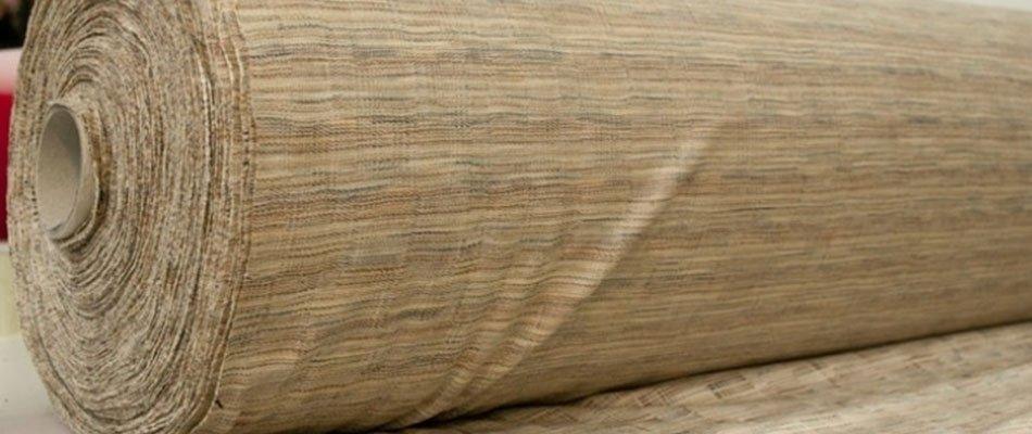 Textilien im Stock