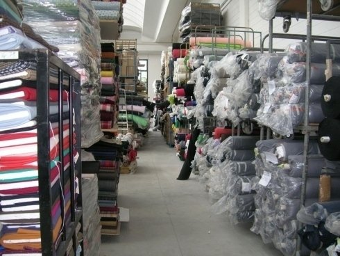 wholesale fabric and yarn trading