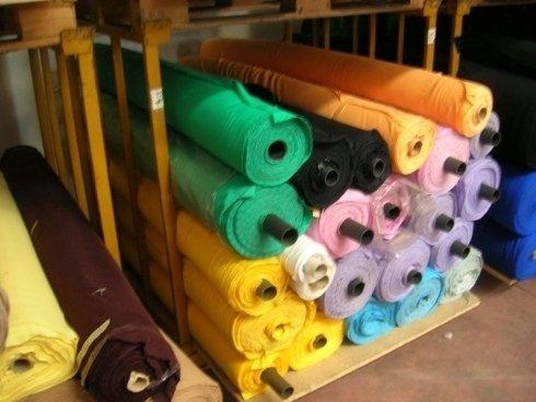 hilos algodón