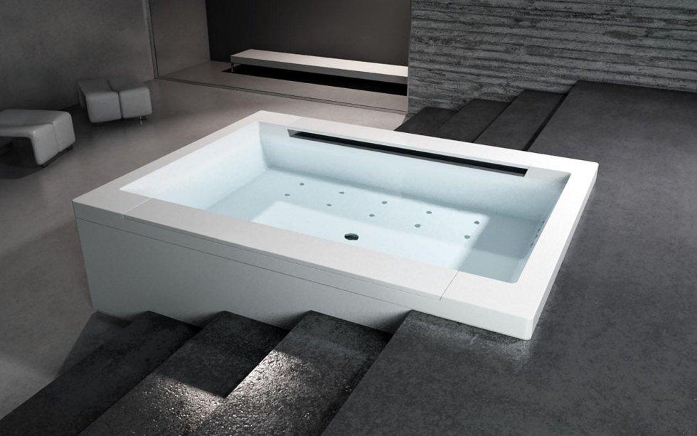 vasche moderne napoli caserta
