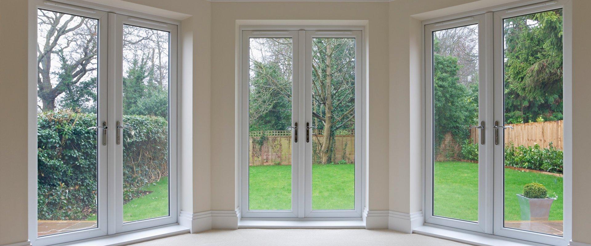 framed doors