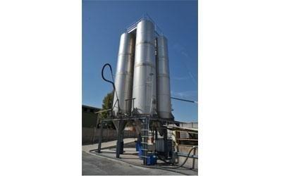 silos stoccaggio materiali