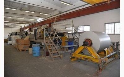 officina lavorazione e ossidazione alluminio