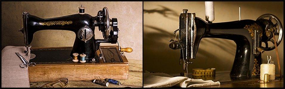 macchine da cucire d