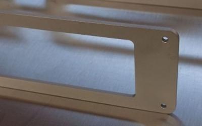 dettaglio laser