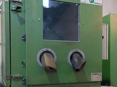 micropallinatura metallo